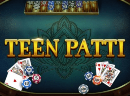 Indian Online Gambling Game - Teen Patti