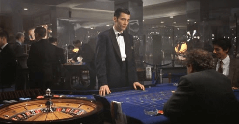 Movie Croupier