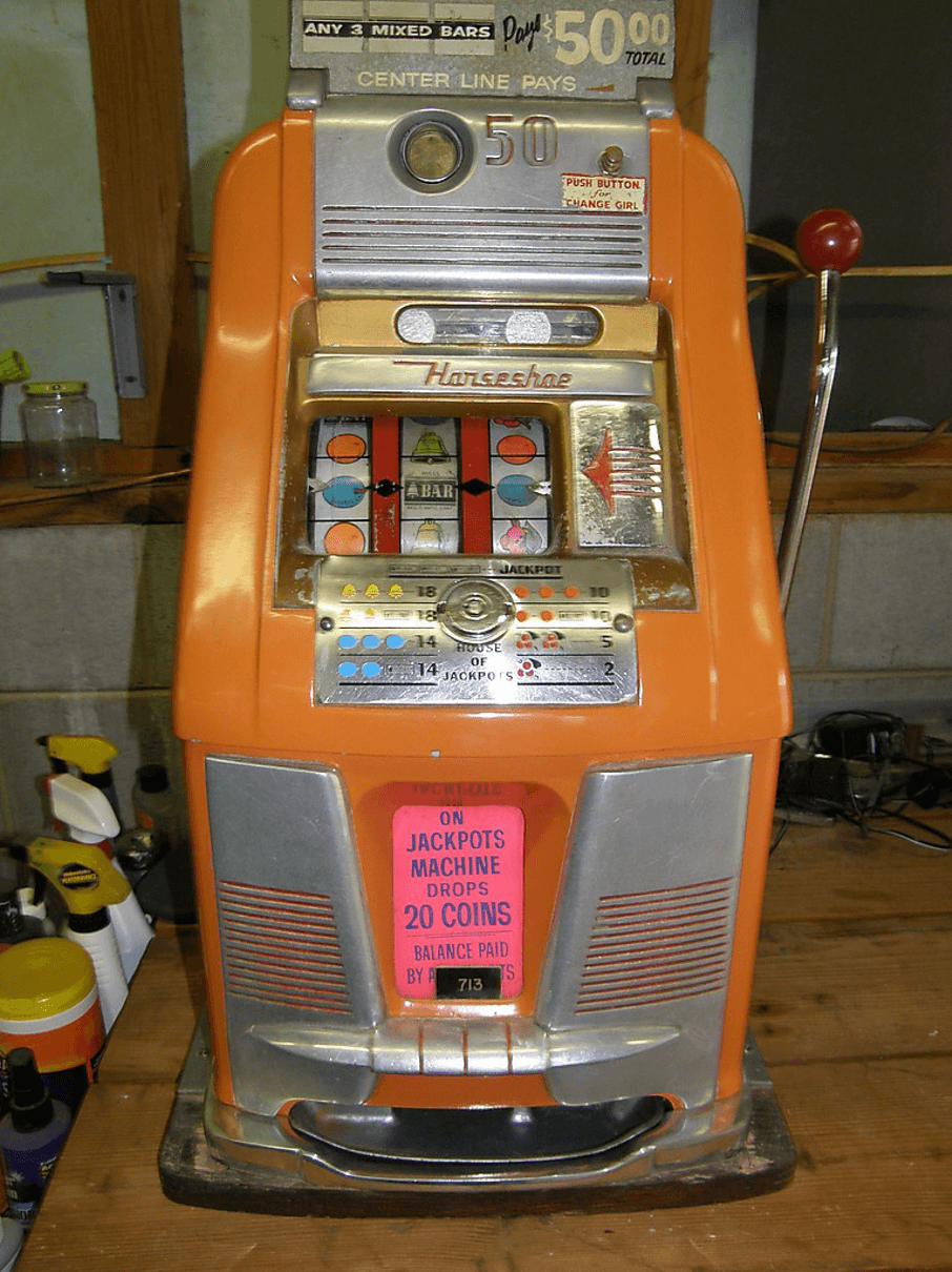 Horseshoe Slot Machine
